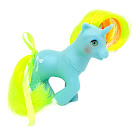 My Little Pony Baby Ribbon Year Four Beddy Bye Eye Ponies G1 Pony