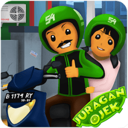 Juragan Ojek Apk v1.2.7.5 Mod Full Unlimited Coins/Money Terbaru