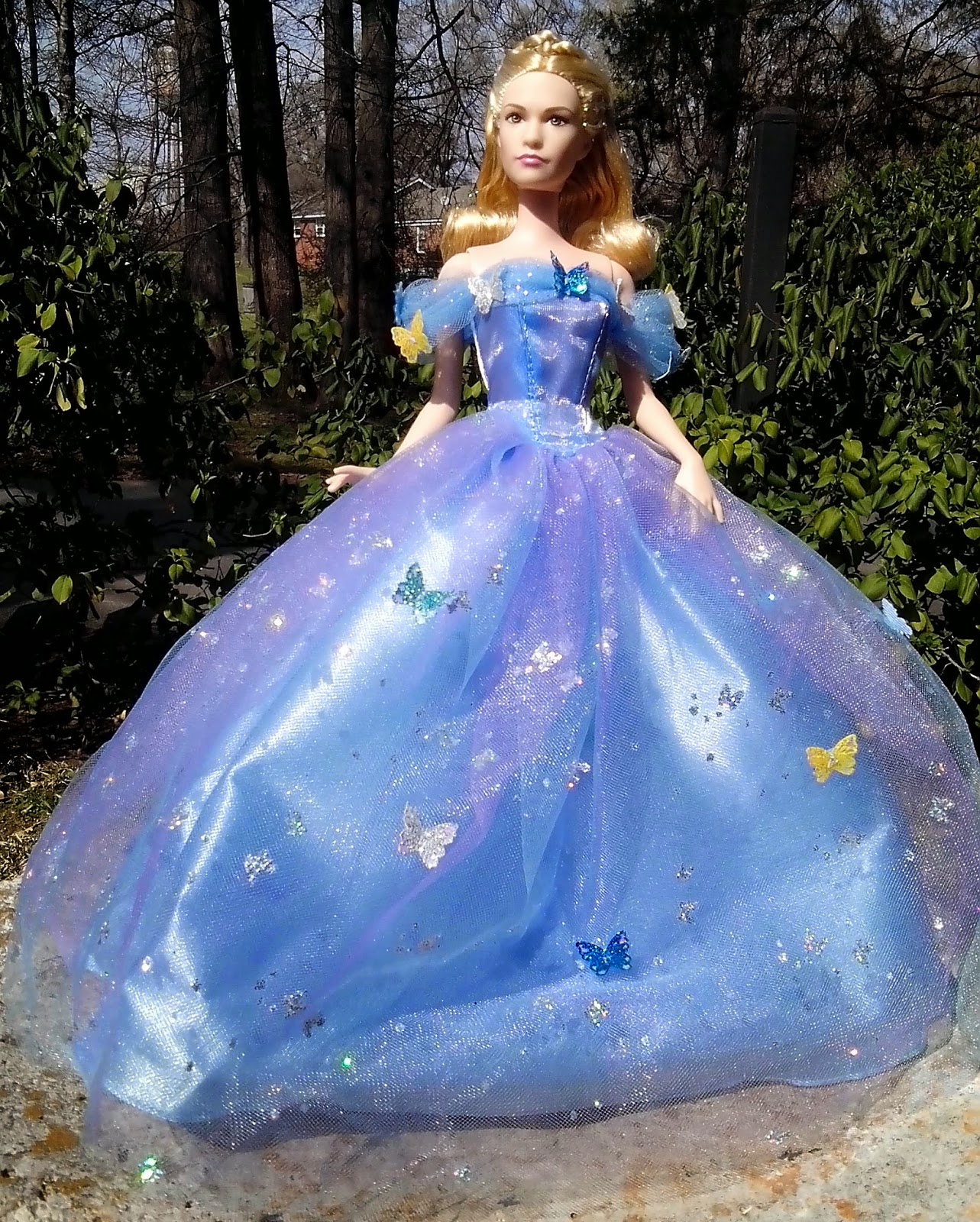 Disney Princess Royal Ball Cinderella Doll: Confessions Of A Dolly Lover: Mattel Royal Ball Cinderella