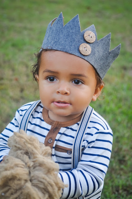 DIY Where the Wild Things are Crown