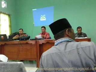 Rapat Persiapan KSM (Kompetisi Sains Madrasah
