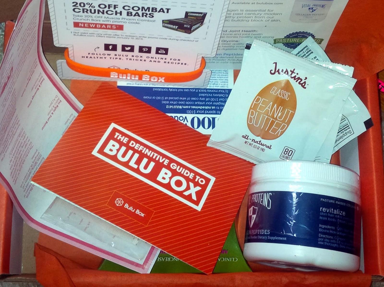 December Bulu Box Review