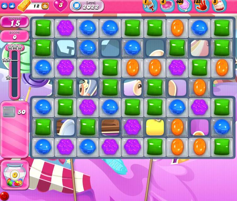 Candy Crush Saga 2022