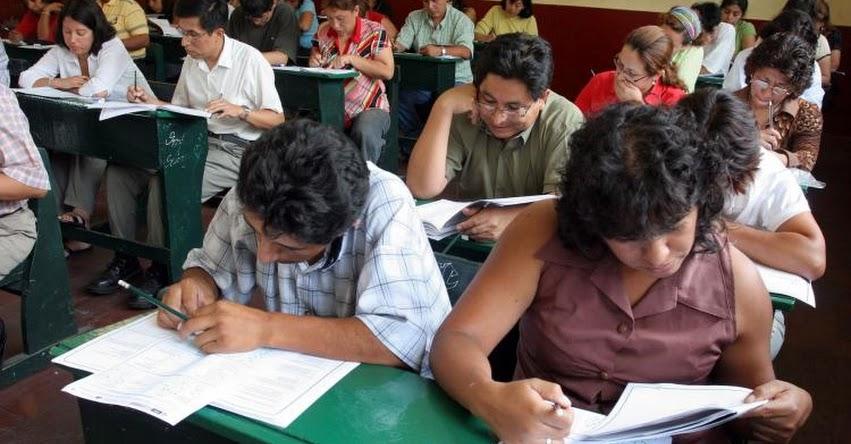 MINEDU: Inscripción para Concurso de Ascenso se inicia el Lunes 26 en el Banco de la Nación [CRONOGRAMA] www.minedu.gob.pe