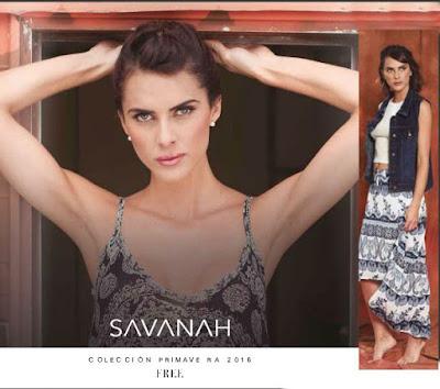 moda free de savanah primavera 2016