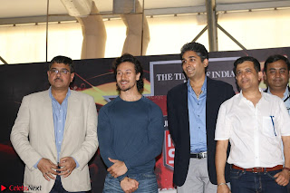 Tiger Shroff Launches Mumbai International Motor Show 2017 018.JPG