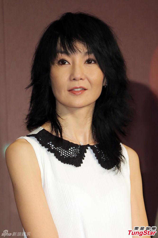Favorite Hong Kong actresses: Maggie Cheung Man-Yuk and the Golden Horse Awards.