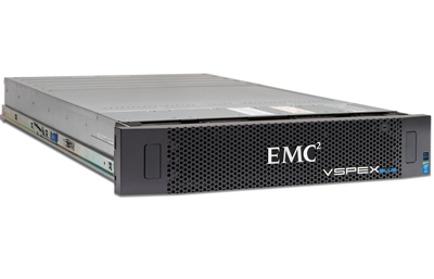 Emc S Hyper Converged Appliance For Compute Storage