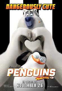 Pinguinii din Madagascar dublat in romana