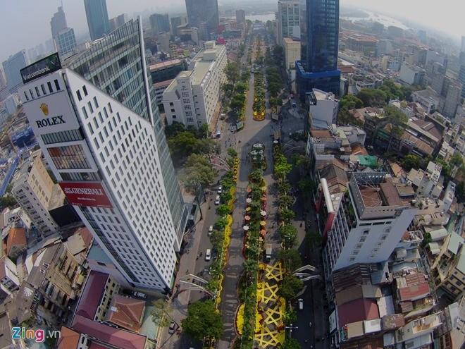 Ở Sài Gòn mà cũng có mùa Đông vậy á