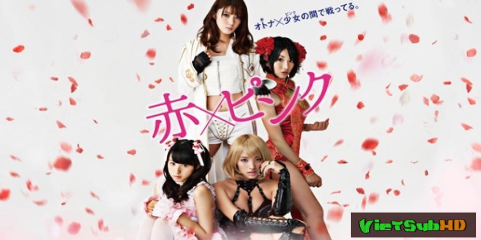 Phim Những Quý Cô Tử Chiến VietSub HD | Girl's Blood / Red X Pink 2014