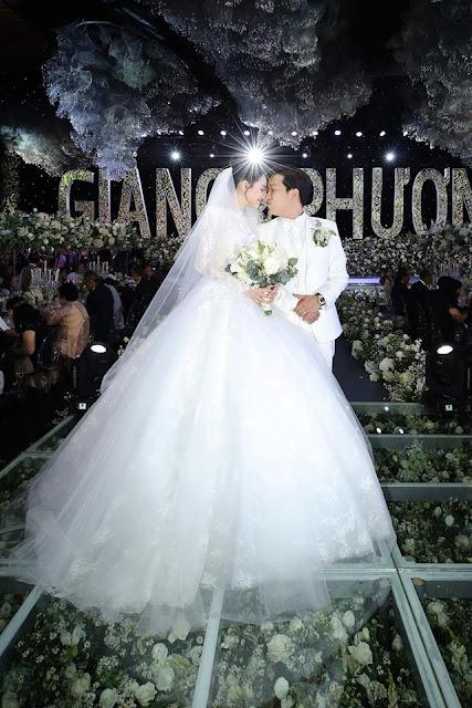 đám cưới Nhã Phương