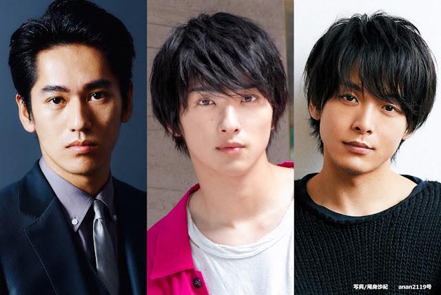 Revelado elenco do dorama de Hajimete Koi o Shita Hi ni Yomu Hanashi
