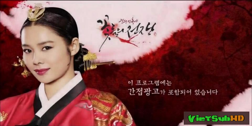 Phim Cuộc Chiến Nội Cung Hoàn tất (50/50) Lồng tiếng HD | Cruel Palace: War Of The Flowers 2013