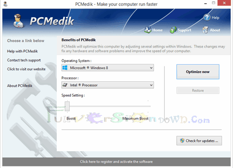 PGWare PCMedik Full Version