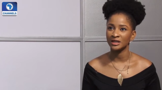 'It'll be great to have my funeral used in a movie scene' – actress Adesua Etomi says