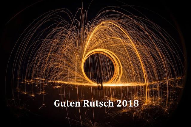 Guten Rutsch 2018 Bilder