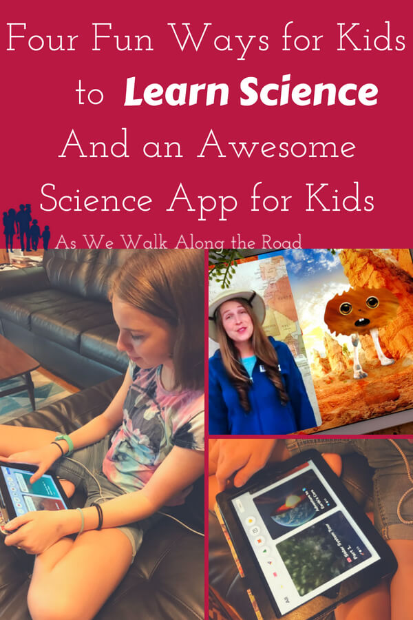 Apps to make science learning fun
