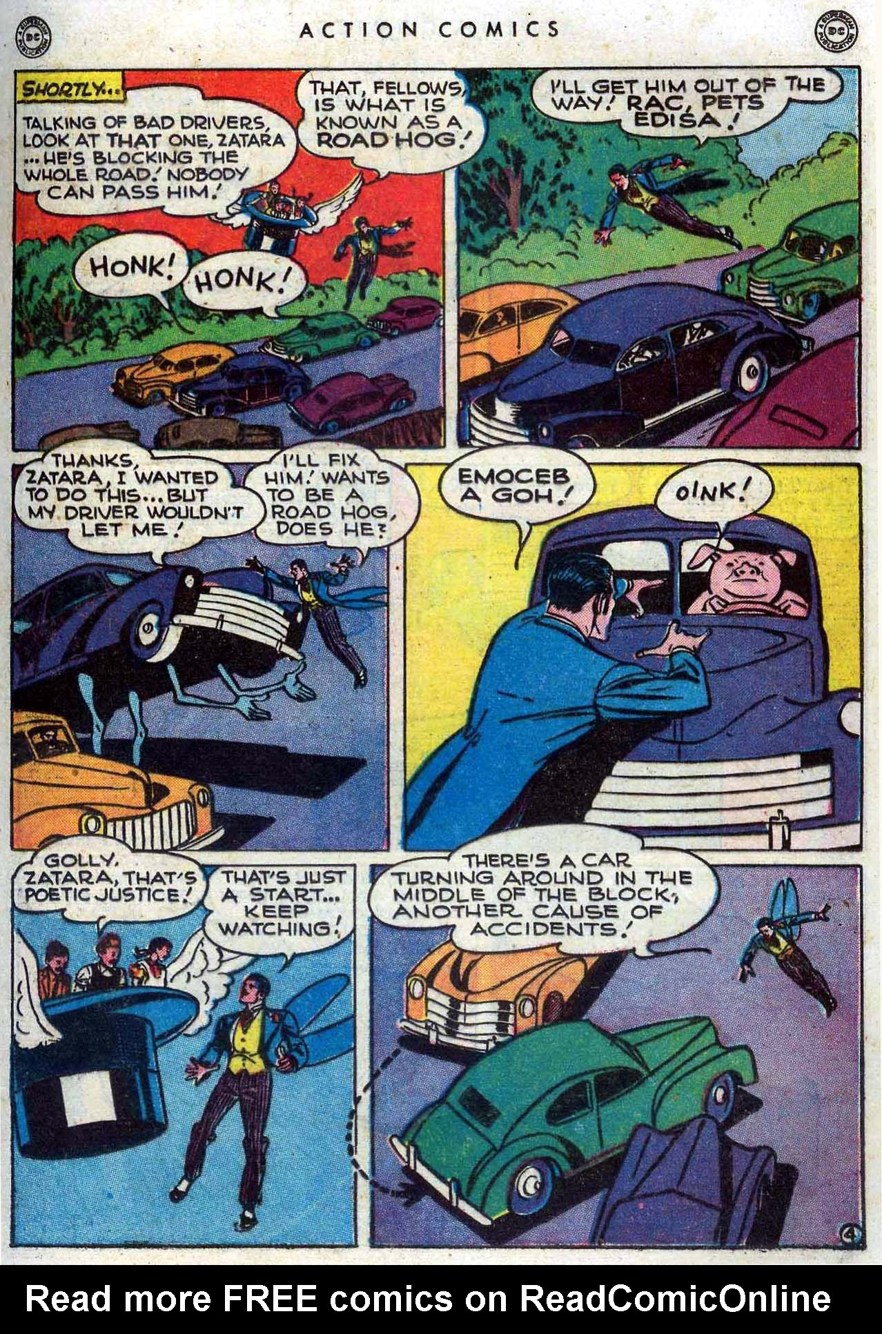 Read online Action Comics (1938) comic -  Issue #110 - 21