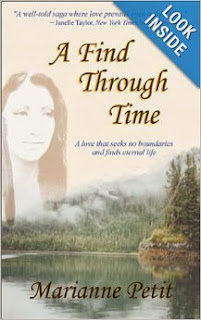 http://www.amazon.com/Find-Through-Time-Marianne-Petit/dp/1930076185/ref=la_B002BLOT7G_1_1?s=books&ie=UTF8&qid=1383594325&sr=1-1
