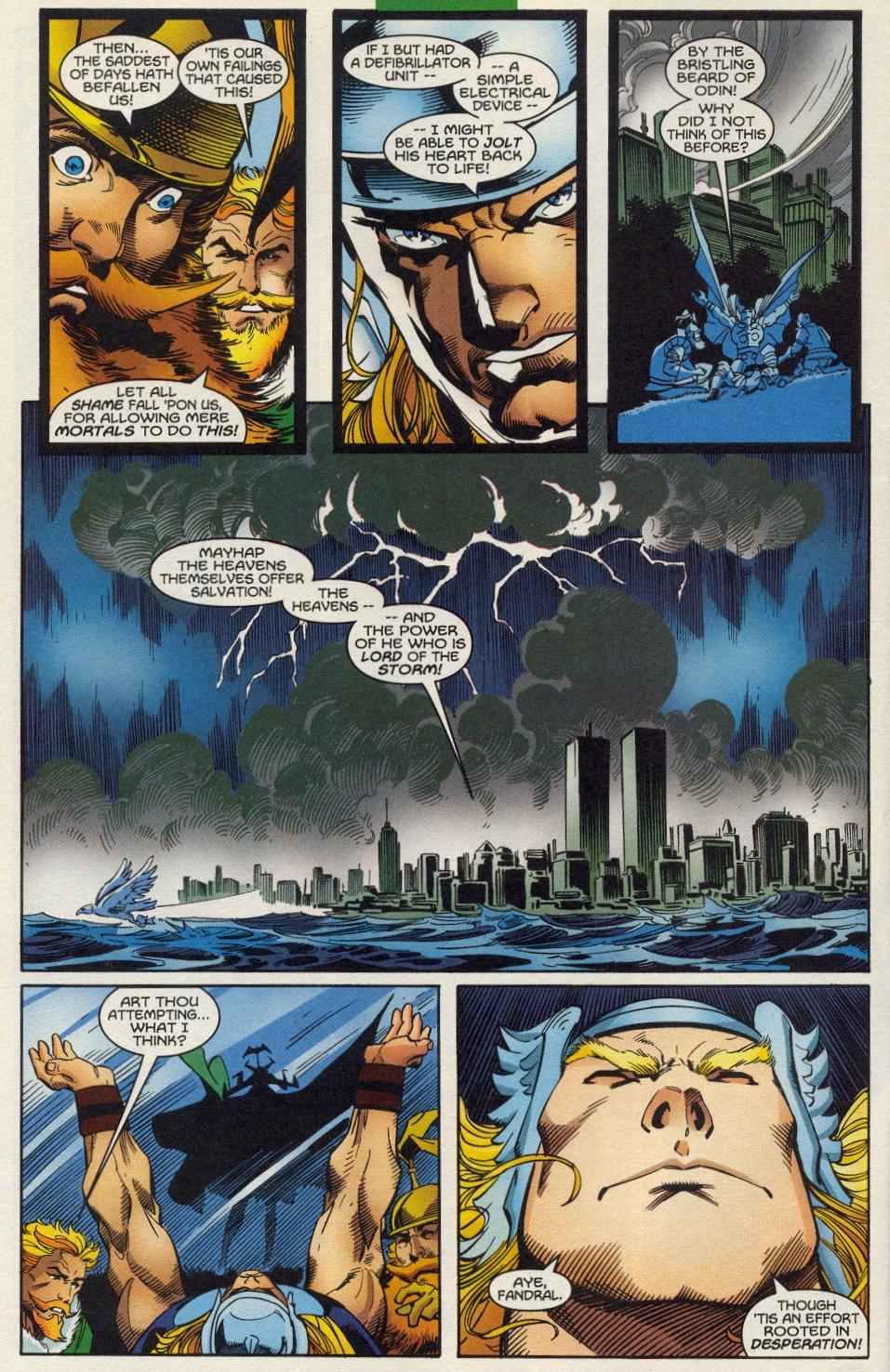 Thor (1998) Issue #29 #30 - English 6