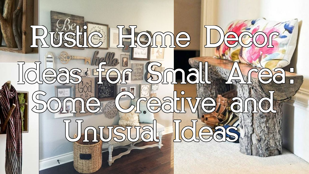 5 Vintage Shabby chic Décor Ideas for Small Homeowners: Some Great Ideas