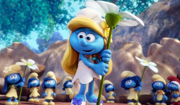 Os Smurfs e a Vila Perdida - filme