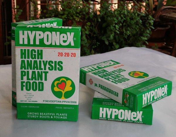 Hyponex 20-20-20