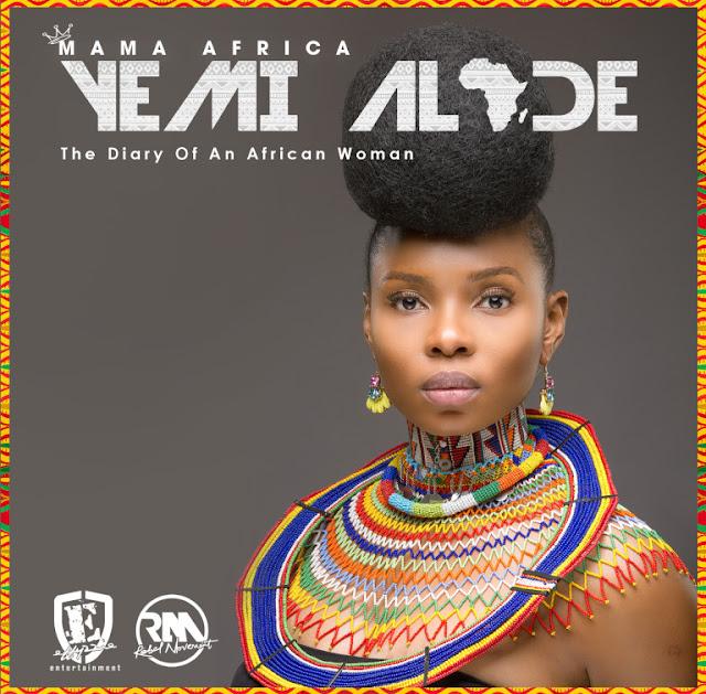 Yemi Alade – Ego ft Sarkodie prod by Masterkraft