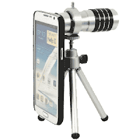 Creativity in Quality Photography Mobile Zoom Lens