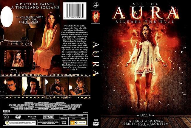 Aura (scan) DVD Cover