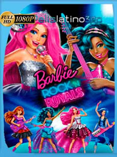 Barbie: Campamento Pop 2015 HD [1080p] Latino [Mega] dizonHD