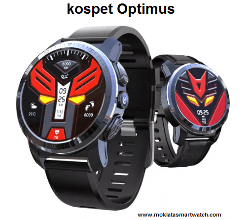 Kospet Optimus 4G SmartWatch Phone Specs, Price and Features