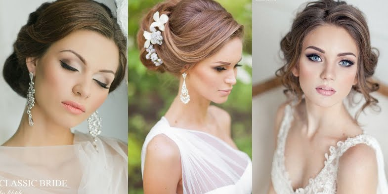Totally Stunning Bridal Makeup Ideas