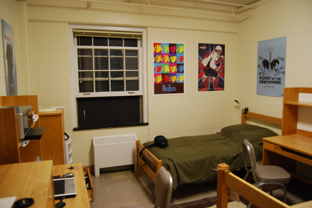 How to Spice Up Your Dorm Room
