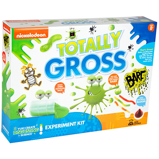 NickALive!: Nickelodeon UK Launches Range Of STEM-Inspired Products