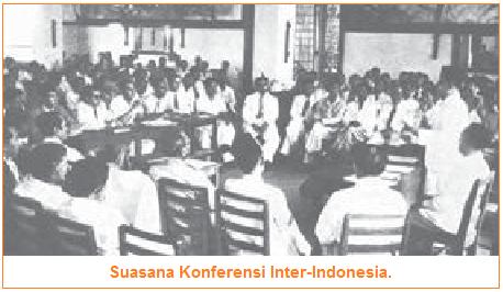 Konferensi Inter-Indonesia (Isi Hasil Keputusan Inter-Indonesia di Yogyakarta dan Jakarta)