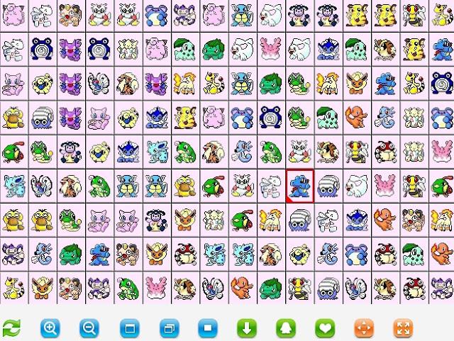Game Pikachu 2003, 2005 phiên bản cũ rất hay