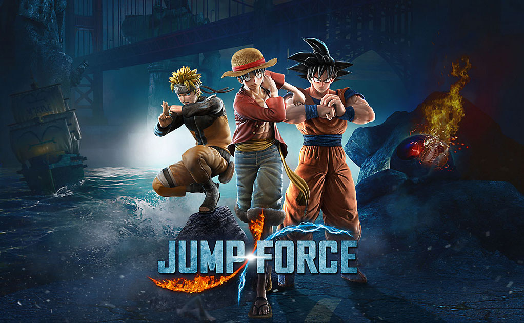 Jump Force (Ver  1 09) Save Game | Manga Council
