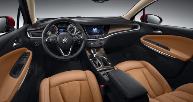 2019 Buick Verano Specs
