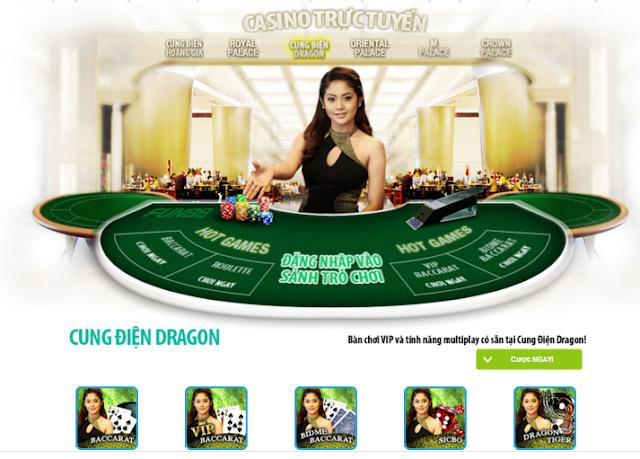 sản phẩm casino nhà cái uy tín fun88