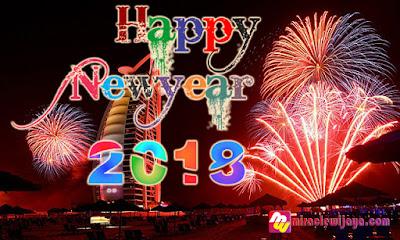 Ucapan Selamat Tahun Baru 2018 dan 2019 Romantis dan Unik