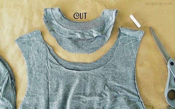 Cómo convertir una camiseta en un cojín | El blog de