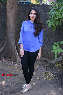 Actress Poorthi Pravin Stills at Mupparimanam Press Meet Stills  0005.jpg