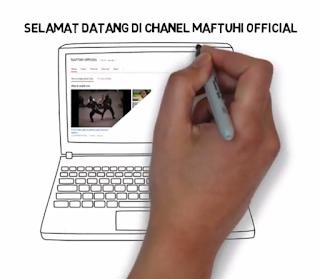 membuat tulis tangan di komputer