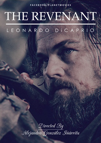 The Revenant 2015 English Movie DVDScr Download