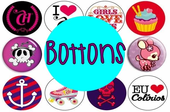 Moda Bottons na roupa
