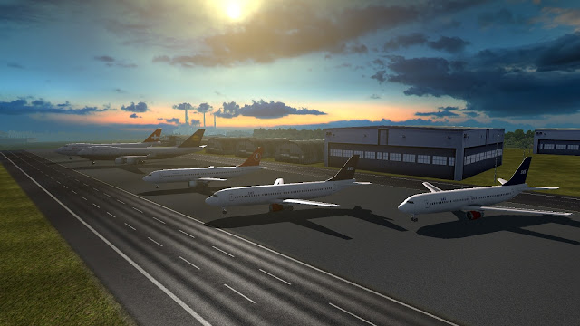 ets 2 real plane livery mod screenshot 2, swiss international air lines, lufthansa, turkish airlines, scandinavian airlines
