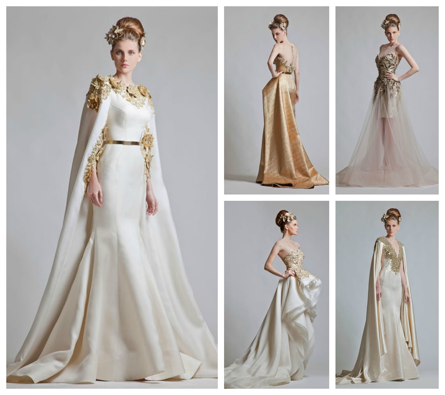 Wedding Dress Back Pinterest