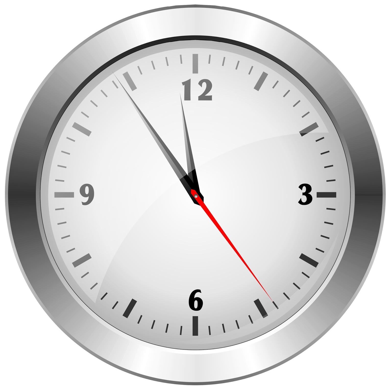Nieznośne zegary w newsroomie